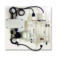 Analisador de dióxido de cloro SMR49