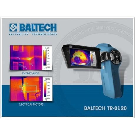 TR-01200 (-20°C to +1200°C) Thermal imaging Camera