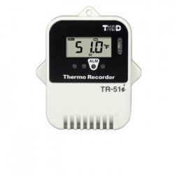 TR-51i Temperature Data Logger with internal sensor (-40 to 80°C)