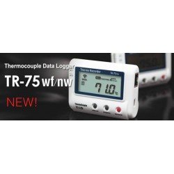 TR-75wf/nw Thermocouple Data Logger for Cloud Storage