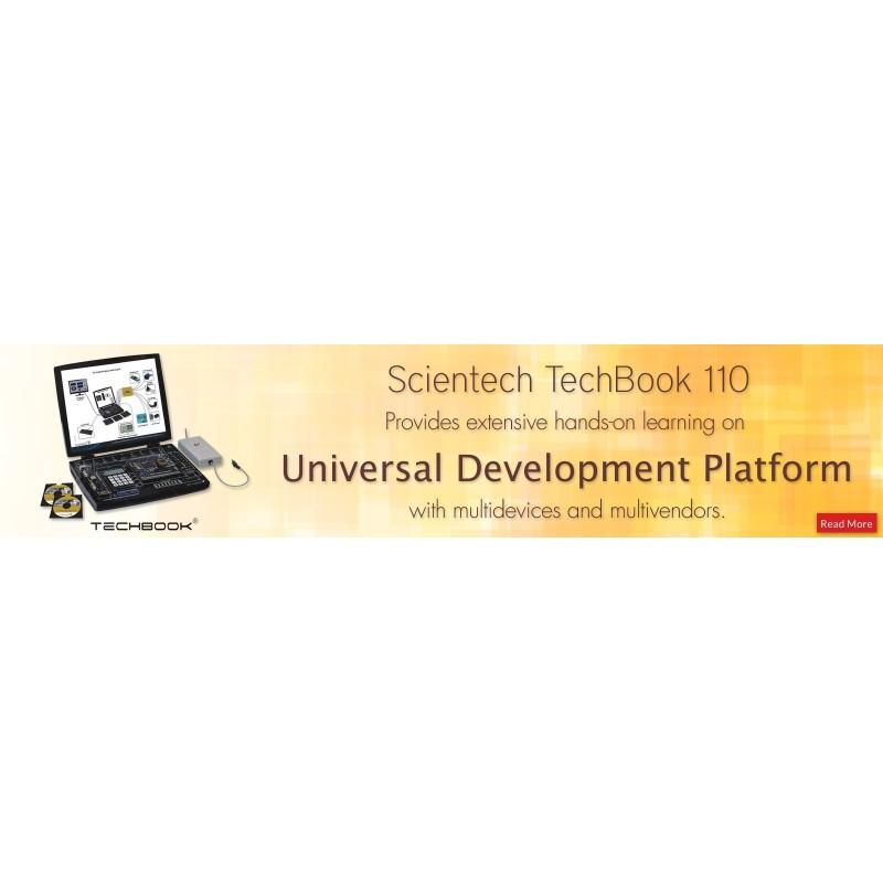 Scientech110 Universal Development Platform for FPGAs, CPLDs, CPLDs