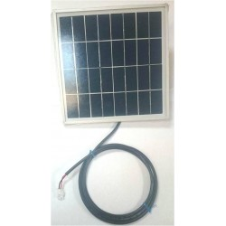 AO-SP-9V/8W Photovoltaic Solar Panel 9V - 8W