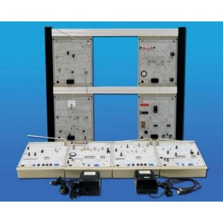 AM/FM/ASK/FSK Transmitter & Receiver System