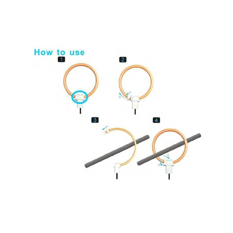 ao-ytfc flexible rogowski coil - maranata-madrid sl