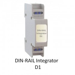 AO-D1 DIN-RAIL Integrator for Rogowski coil