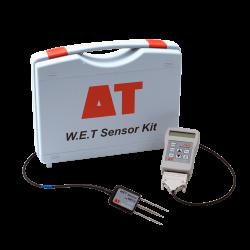 WET-2-K  WET KIT para Contenido de Agua (humedad suelo), CE (Conductividad Eléctrica) y Temperatura