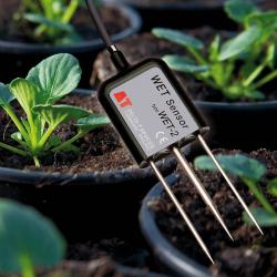 Sensor WET - Mide la Humedad, Conductividad Electrica y la Temperatura