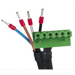 TAS-F-MVSC easywire Meter Voltage Supply Cable