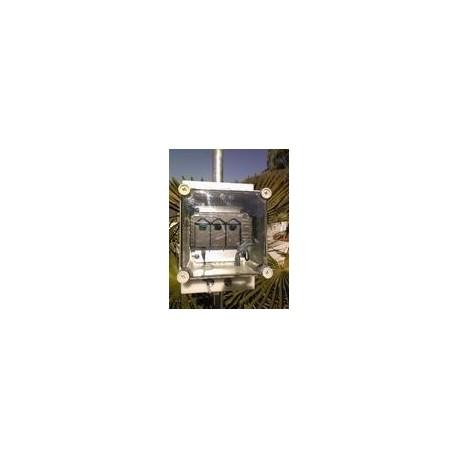CASE-H22 Caixa ao Ar Livre para Uso Geral