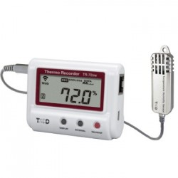 TR-72NW Ethernet/LAN Temp & Humidity Logger