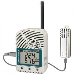 RTR-576-H (High-Precision)Wireless Logger for CO2, Temperature and Relative Humidity