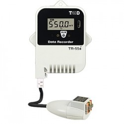 TR-55i-V  Recorder and voltage meter (0-22 V) with preheating function