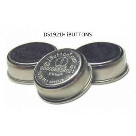 DS1921H iButtons