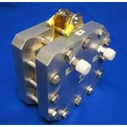 EC-EL-05-REF Hardware Electrolizador com Eletrodo de Referência - sem MEA (5cm2)