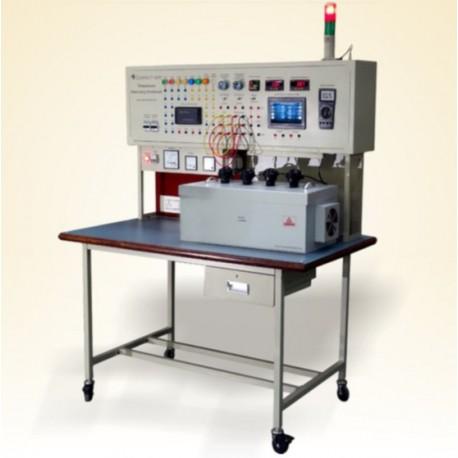 Scientech2472 Banco de trabajo de medición de temperatura