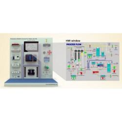 Scientech2400GNH Plataforma PLC Universal con HMI