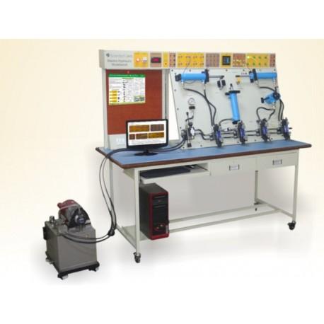 Scientech2471 Banco de trabajo electrohidráulico