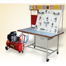 Scientech2470 Electro Pneumatic Workbench