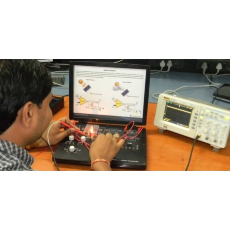 Scientech2301 Estudio de transductores ópticos