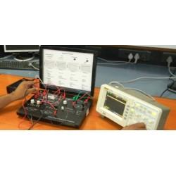 Scientech2302 TechBook para Estudio de Transductores de Temperatura