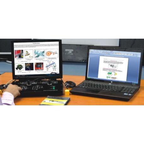 Scientech2313 TechBook para Estudio de Sensores de Proximidad