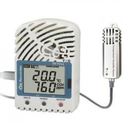 TR-76Ui Medidor de concentración de CO2 hasta 9.999ppm