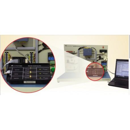 Scientech2422 Control de Elevador por PLC
