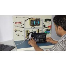 Scientech2429 Estudio de los Sistemas de Arranque de Motores Star - Delta y por Línea Directa por Medio de un PLC