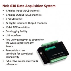 Nvis 3000A TechBook for Control System Lab