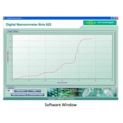 Nvis 625 Nanoamperímetro Digital