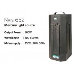 Nvis 652 Mercury Fonte de Luz