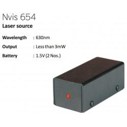 Nvis 654 Fuente de Láser