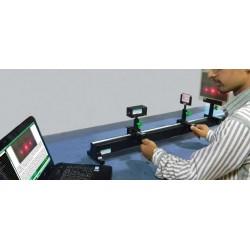 Nvis 6110 Banco para a Medição do Comprimento de Onda do Laser