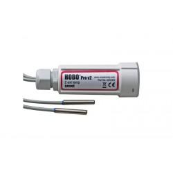 U23-003 Registrador Datos con 2 sensores de Temperatura Externos