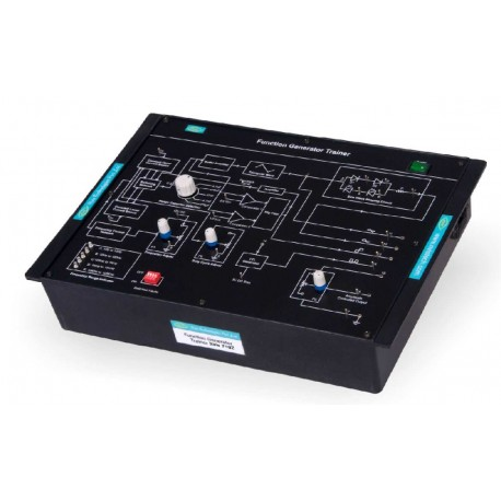 Nvis 7102 Function Generator Trainer