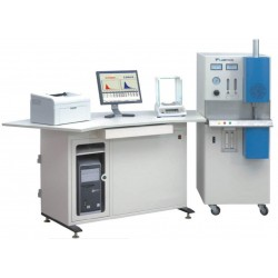 LCSA-A10 IR Carbon and Sulphur Analyzer