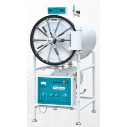 LHA-B14 Autoclave Horizontal para Laboratorio Controlado por Microprocesador (500 L/ 134 °C)