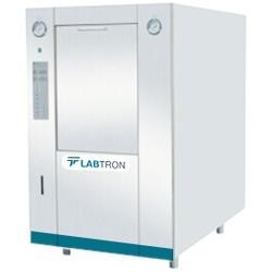 LHA-C10 Autoclave Horizontal para Laboratório com Abertura Dupla (300 L/ 138°C)