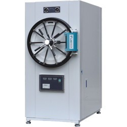 LHA-E12 Horizontal Laboratory Autoclave Top Loading (280 L/ 134 °C)