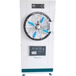 LHA-H10 Horizontal Laboratory Autoclave Frontal Loading (150 L/ 134 °C)