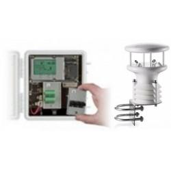 AO-600-RX3000 HOBO Estación Meteorológica Ultrasónica Compacta GSM/GPRS