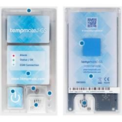 Tempmate-GS Monitoreo de la Cadena de Frío en Tiempo Real