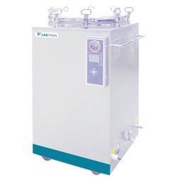 LVA-B10 Vertical Laboratory Autoclave with Top Load (35 L/ 134 °C)