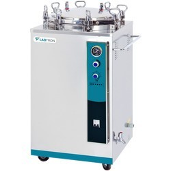 LVA-C10 Vertical Laboratory Autoclave with Top Load (35 L/ 134 °C)