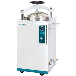 LVA-D10 Vertical Laboratory Autoclave with Top Load (35 L/ 134 °C)