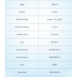 LBC-A10 Banho Circulante de Alta Temperatura