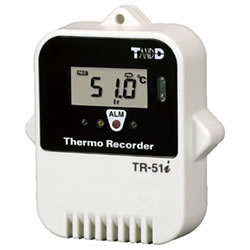 TR-51i  Internal Sensor for Better Water Protection
