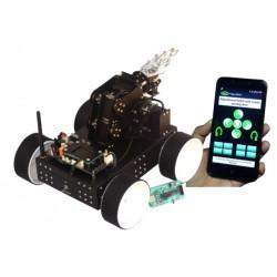 Nvis3301C Robot Educativo con Brazo Móvil de 5 Ejes