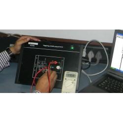 Scientech2704 Plataforma para Disparo de SCR por IC74121