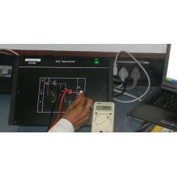 Scientech2706 SCR Alarm Circuit